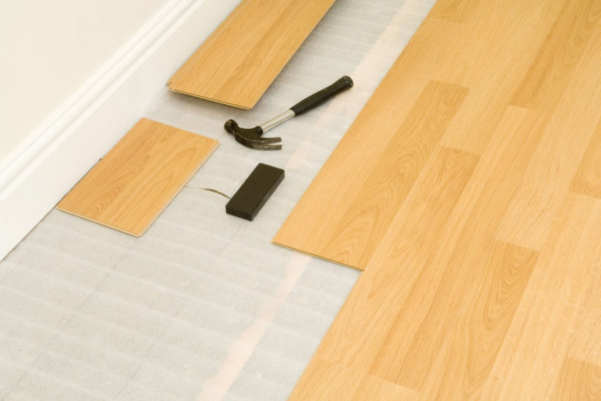 Installing Laminate Flooring – Steps For Proper Installation