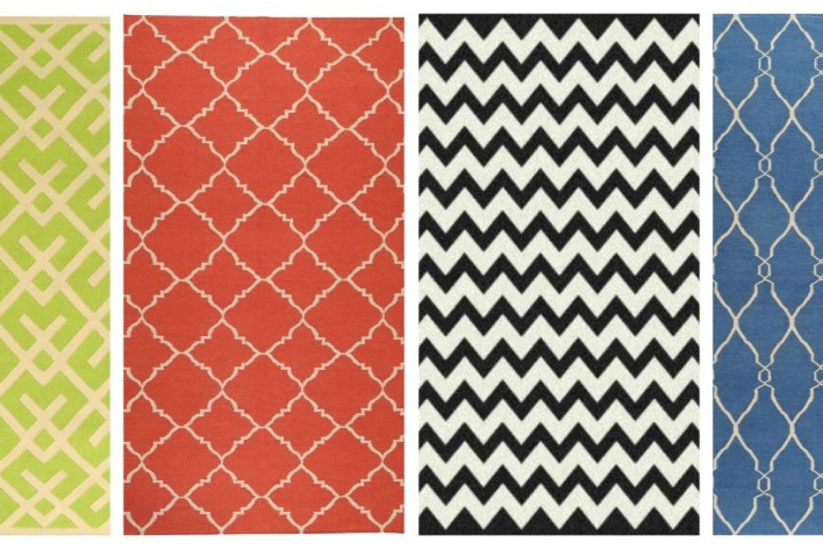 When To Buy Geometric Rugs