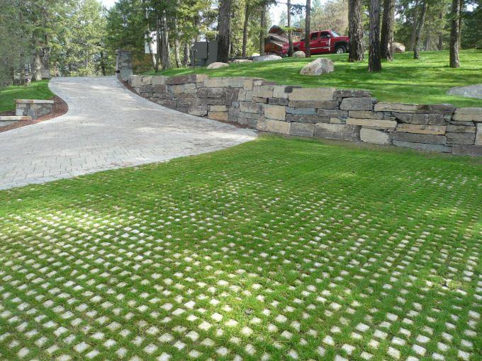 Grass Paving Grids