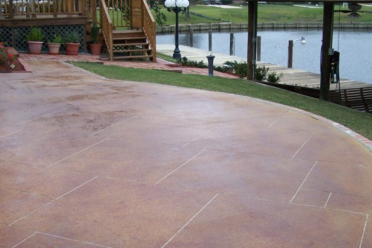 How To Renew Your Concrete Patio
