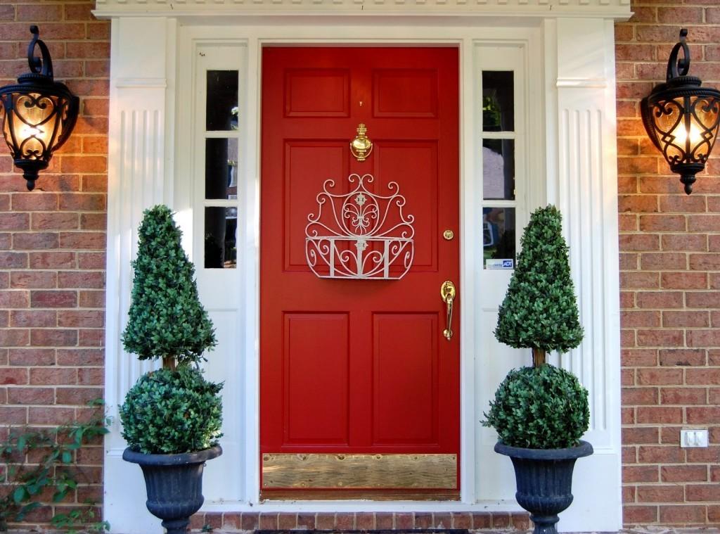 front doors 2