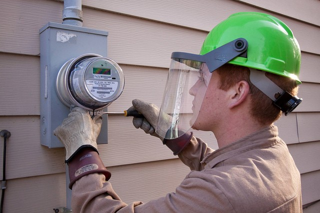 Install Smart Metering