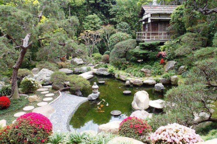 Japanese Gardens Aesthetic Principles