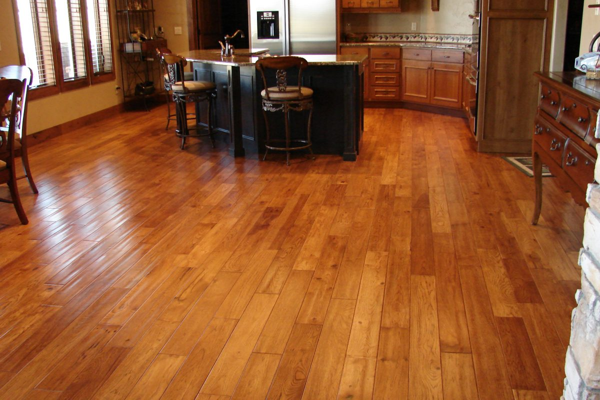 How To Care For Hardwood Flooring