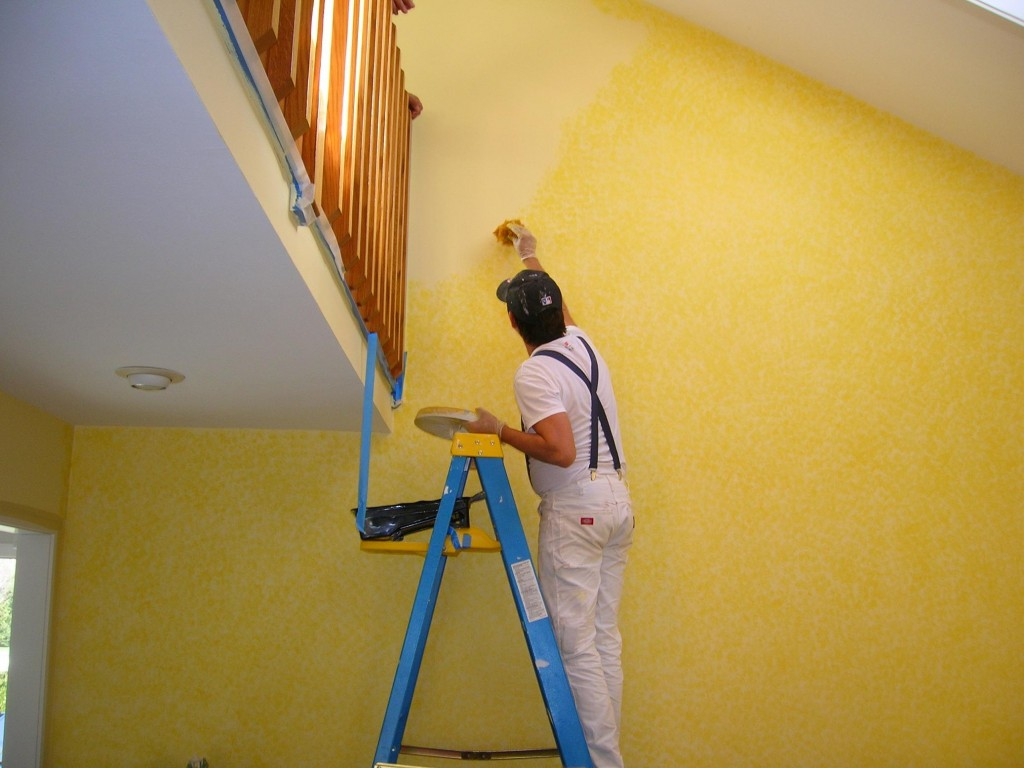saving money when painting