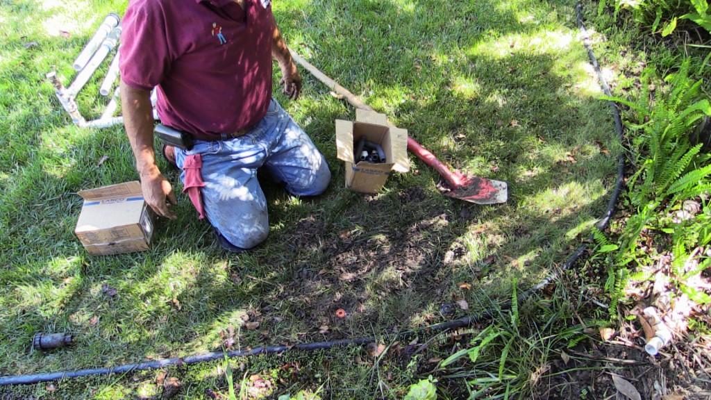 springler system repairs
