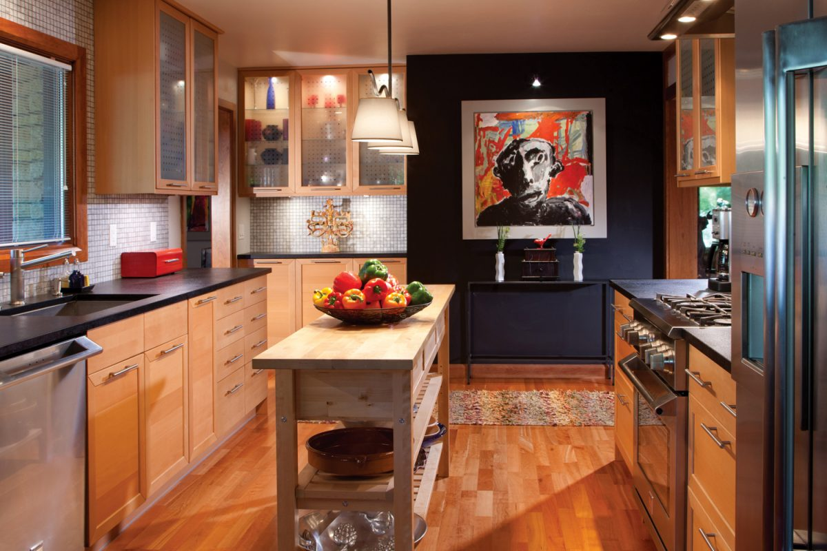 Cheap Kitchen Upgrades That Will Instantly Offer A Casual Tone