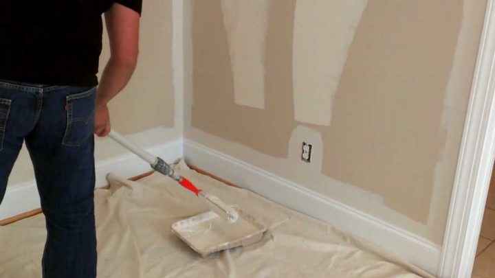 How To Paint Your Room