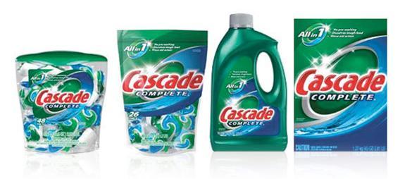 Dishwater Detergent