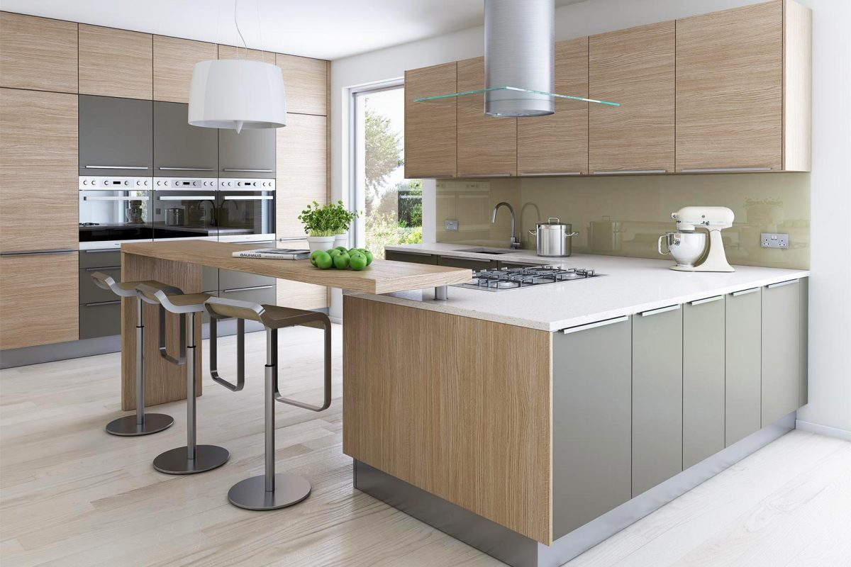 How To Make The Most Out Of Your Small Kitchen Cabinets