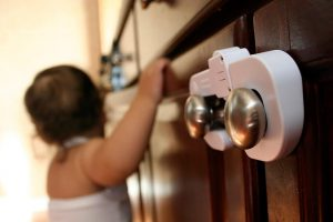 Child Proofing Your Home When Money Is A Problem