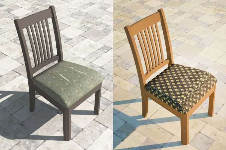 How To Reupholster Your Chairs For A Fraction Of The Cost
