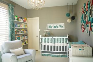 Creating A Beautiful Nursery For a New Baby on a Budget