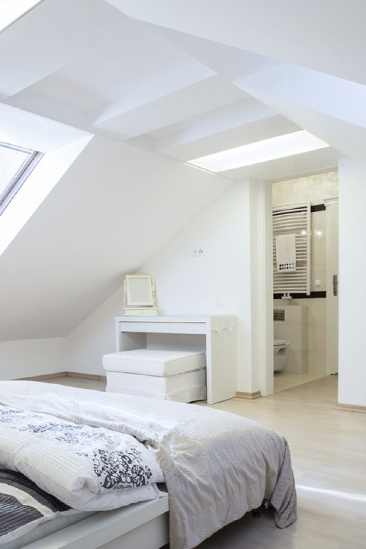 Converting A Loft On A Budget