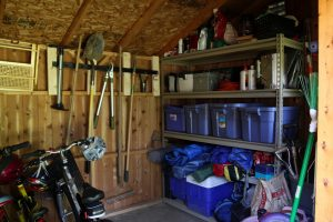 Inexpensive Ways to Get More Use Out of Your Shed or Outdoor Room