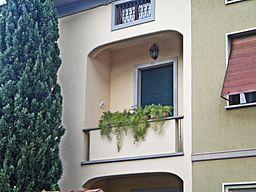 Summer Balcony