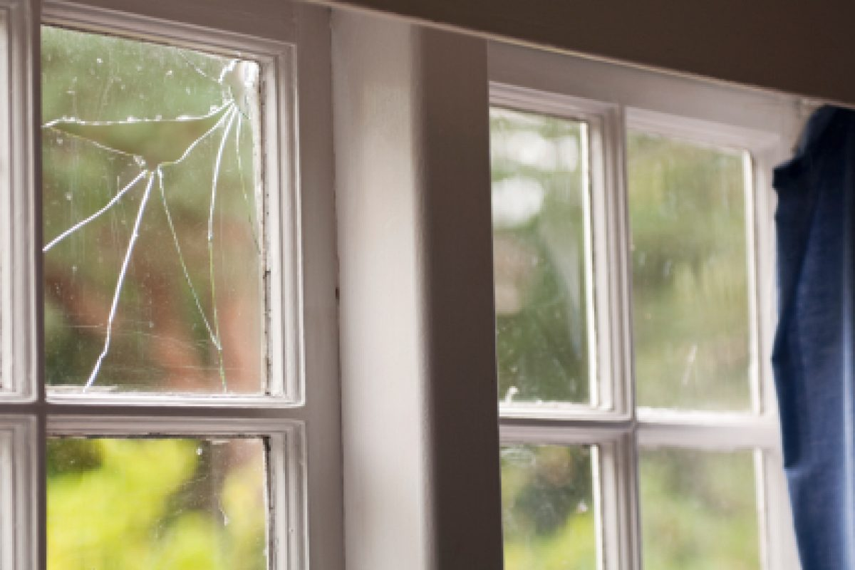 How To Fix A Broken Window Cheaply