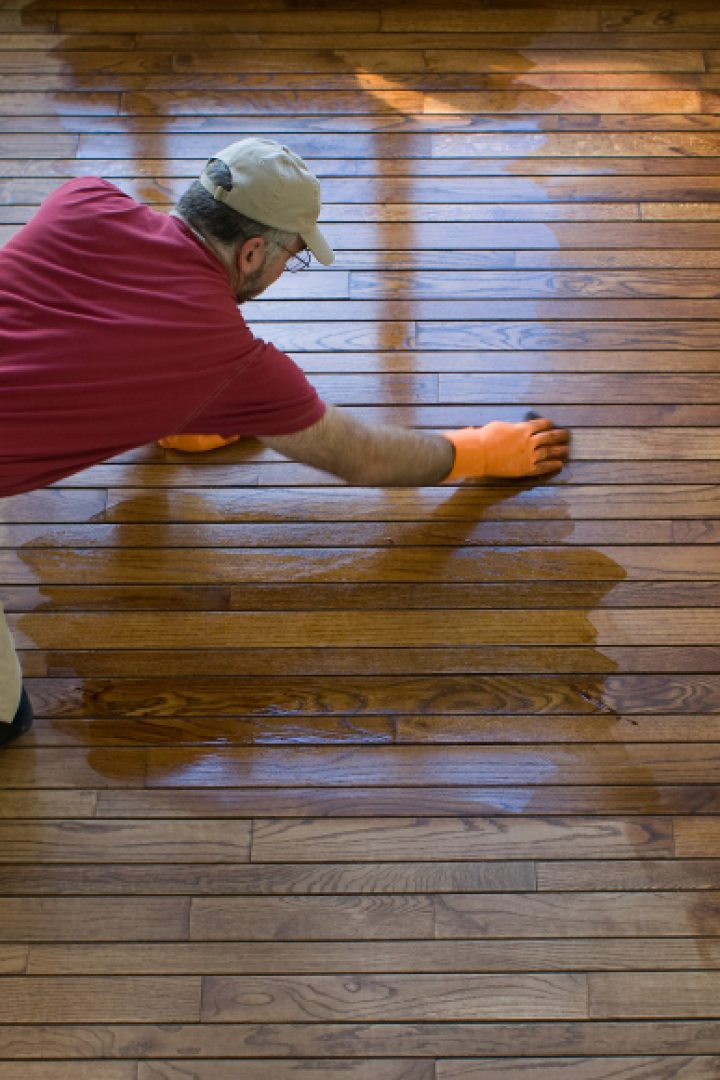 Tips To Help You Refinish Hardwood Flooring Alone