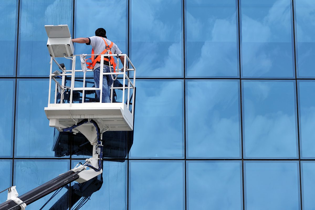 How To Keep Windows Cleaner And Save Money Between Professional Cleanings
