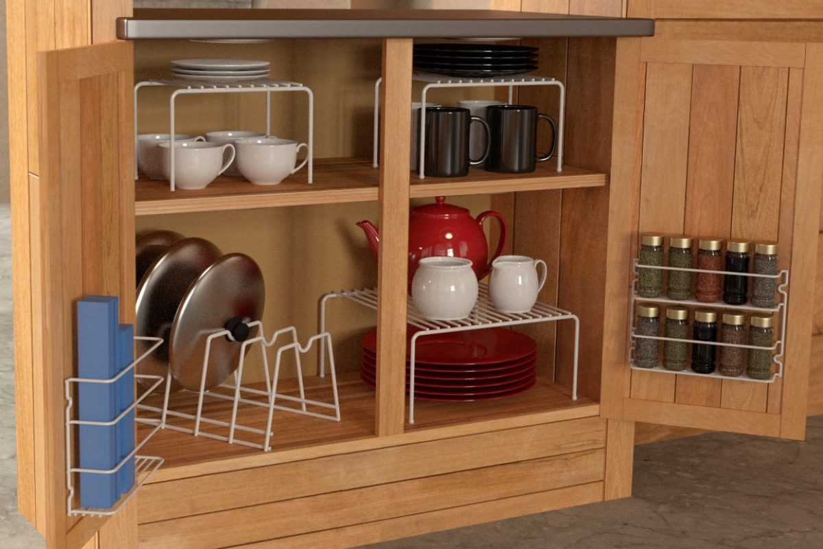Kitchen Drawer And Cabinet Organizers That Can Be Built By You